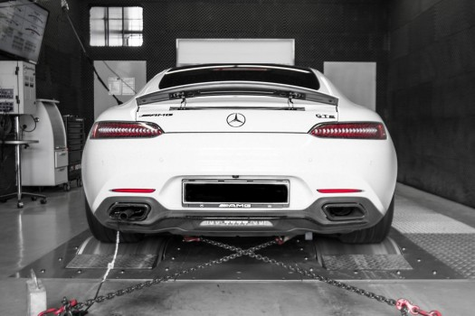 Mercedes AMG-GT / GT-S  - Performance Software upgrade