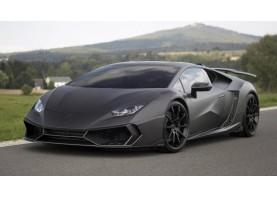 Lamborghini Huracan carbon fibre 'Aventador' style door add-on shells