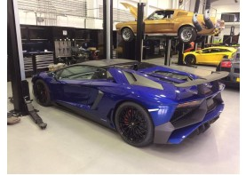 LAMBORGHINI Aventador LP 750-4 SV Superveloce carbon body kit
