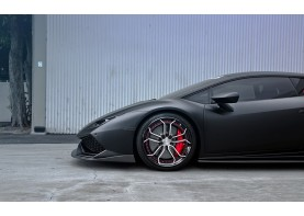Lamborghini Huracan Carbon Fiber Performance parts package