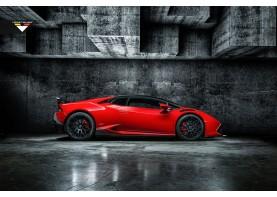 Lamborghini Huracan Performance Carbon Fiber parts