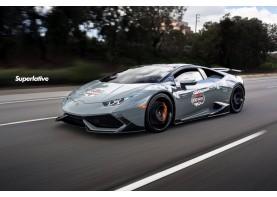 Lamborghini Huracan Carbon fiber Package