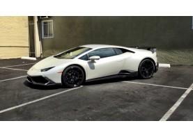 Carbon fiber parts for Lamborghini Huracan