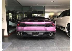 Lamborghini Huracan Carbon fiber Ultra High Performance Rear wing II