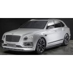 Bentley Bentayga Carbon Fiber parts