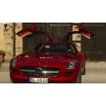 Mercedes-Benz SLS AMG - Electric Door Opening kit