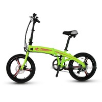 EASYRIDER CF46 new designed hidden battery folding electric bike