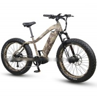 RAMPAGE S1 New fat tire 1000W ULTRA mid drive motor electric bike