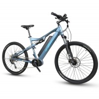 E-Flow M4 mountain e-bike for all-terrain mid-drive eMTB