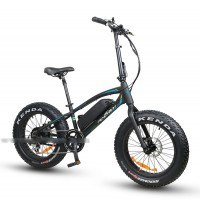 E-Flow S56 20inch fat tire fashion designed electric bike