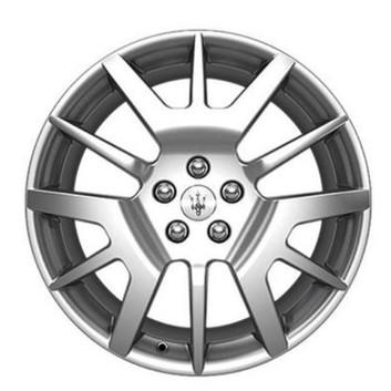 OEM Forged Wheels BIRDCAGE SILVER for Maserati GranTurismo