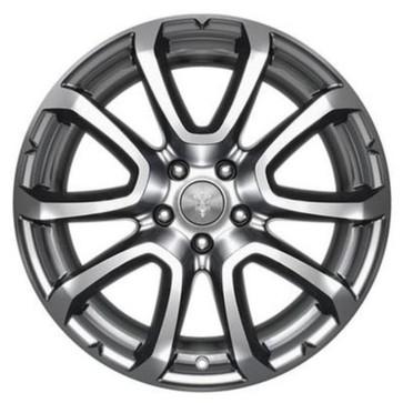 OEM Forged Wheels ZEFIRO DARK GREY for Maserati Levante