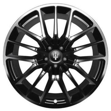 OEM Forged Wheels TITANO GLOSSY BLACK for Maserati Quattroporte