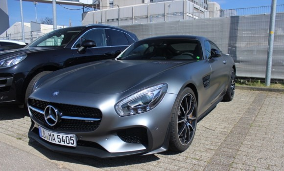Mercedes-Benz AMG GT - Carbon Fiber Parts