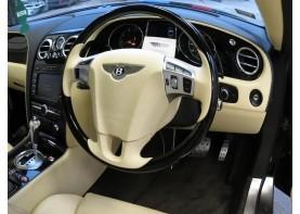 BENTLEY - carbon enhanced, custom steering wheel