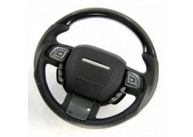 RANGE ROVER carbon enhanced, custom steering wheel