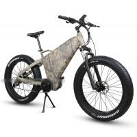 RAMPAGE TT-M fat tire 1000w BBSHD mid motor electric bike
