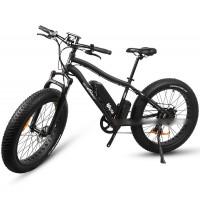 RAMPAGE S34 Fat Tyre Electric Bike 500W Snowy E-Bike