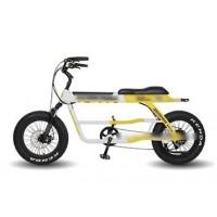 XTRA NRG CARGO TRIKE - S68 Long Seat Dual Battery Electric Cargo Bike