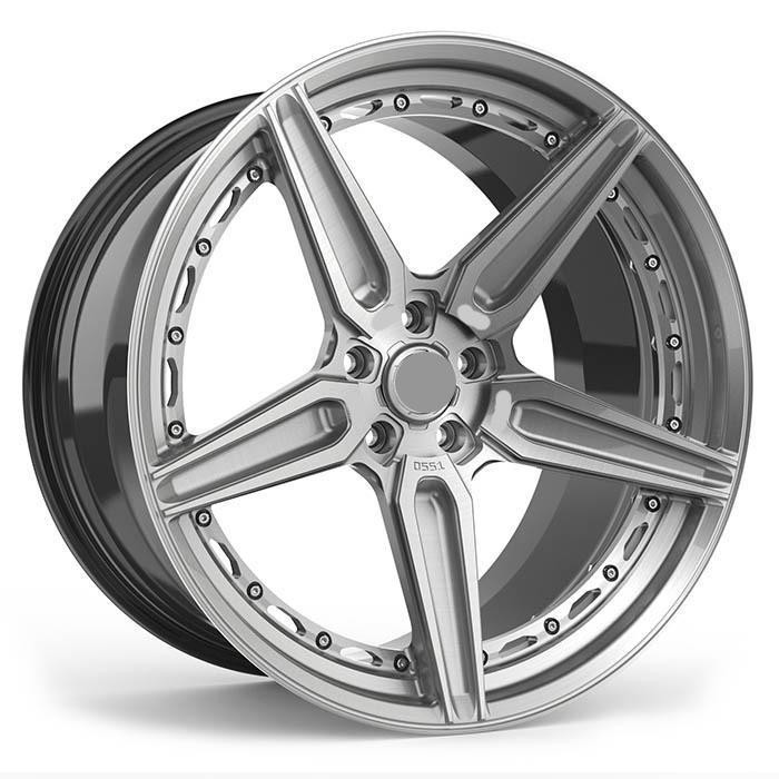 AFTERMARKET FORGED WHEELS 0551 AP2X APEX3.0 FOR AUDI