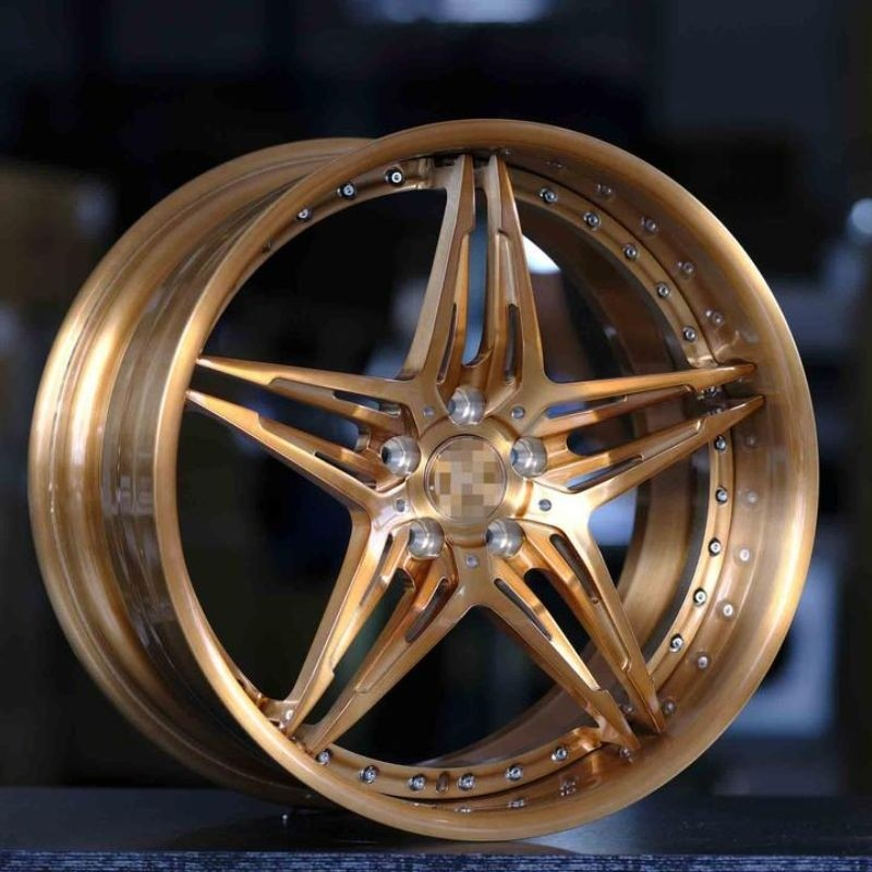 AFTERMARKET FORGED WHEELS 2-Piece for Aston Martin