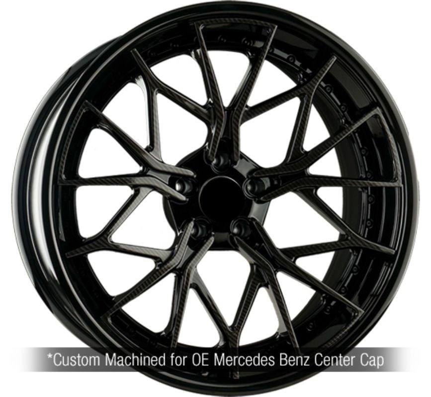 AFTERMARKET FORGED WHEELS AG 66 for Aston Martin