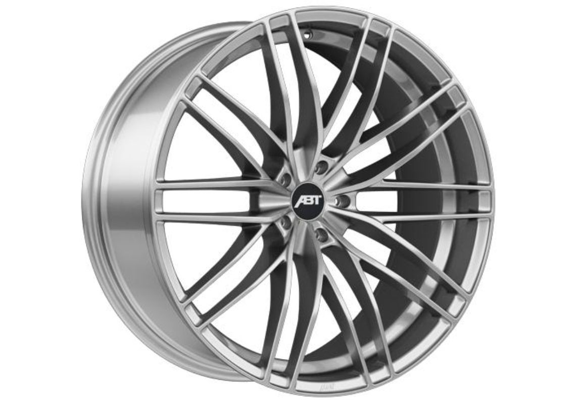 AFTERMARKET FORGED WHEELS HR-F Shadow Silver for Aston Martin