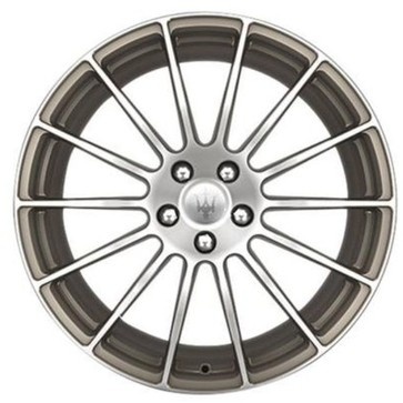 OEM Forged Wheels GTS SILVER (FORGED) for Maserati Quattroporte