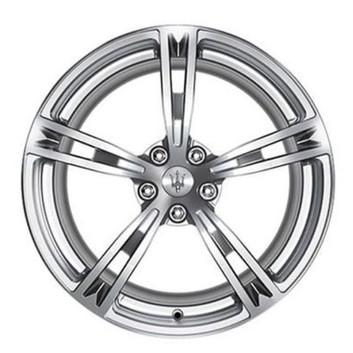 OEM Forged Wheels TROFEO SILVER FORGED for Maserati GranCabrio