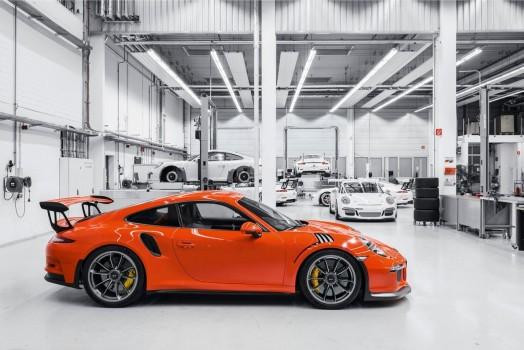 Porsche 991 GT3 RS / GT3 - carbon parts