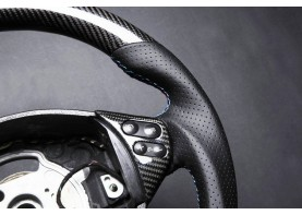 BMW - carbon enhanced, custom steering wheel