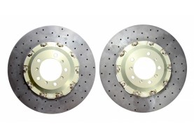 Ferrari 458 Italia/Spider carbon-ceramic brake discs and brake pads