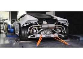 Lamborghini Huracan 5.2L V10 - Valve Exhaust system