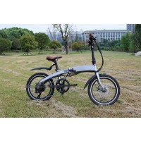 E-Flow S46 20 inch folding electric bike
