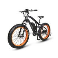 RAMPAGE S-58 new design 500W fat tire electric bike