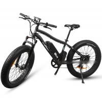 RAMPAGE S34 Fat Tyre Electric Bike 500W Snowy E-Bike