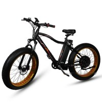 RAMPAGE S35 High Power 500W Electric Bike Fat Tyre E-bike