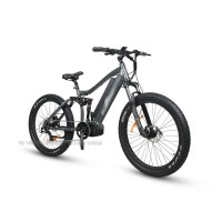 RAMPAGE S45-4 NEW fat tire 1000W ULTRA mid drive E-MTB