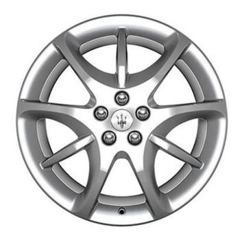 OEM Forged Wheels ASTRO DESIGN SILVER for Maserati GranTurismo