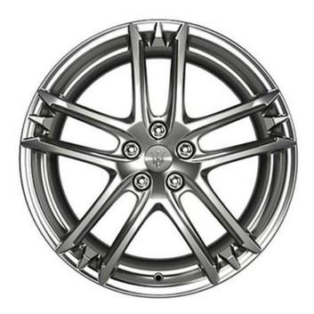 OEM Forged Wheels MC DESIGN TITANIUM for Maserati GranTurismo