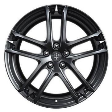 OEM Forged Wheels MC GLOSSY BLACK for Maserati GranTurismo