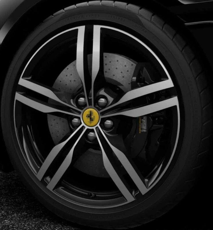 OEM FORGED WHEELS for Ferrari