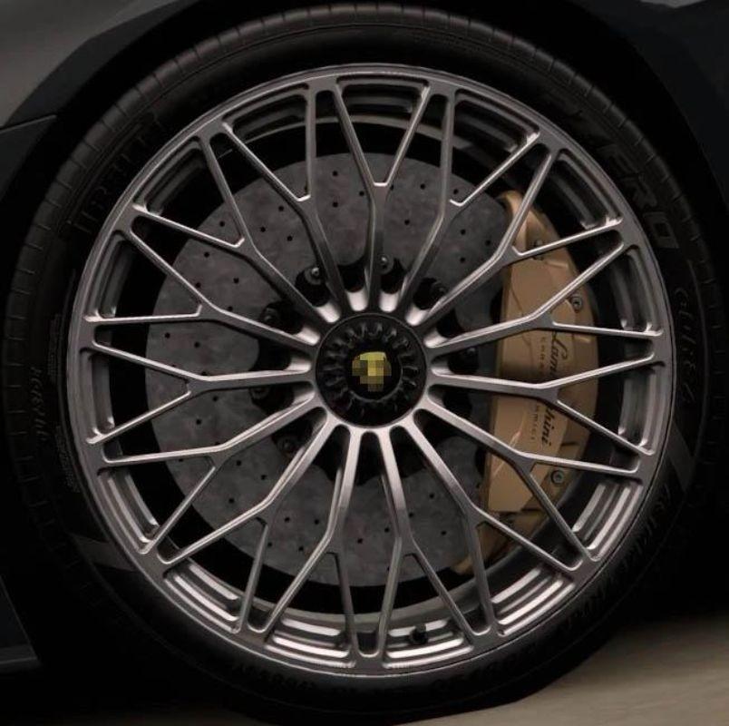OEM FORGED WHEELS for Lamborghini
