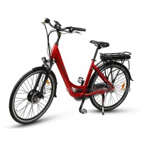 EASYRIDER C2-FR New designed 250w front hub motor fashion city style electric bike