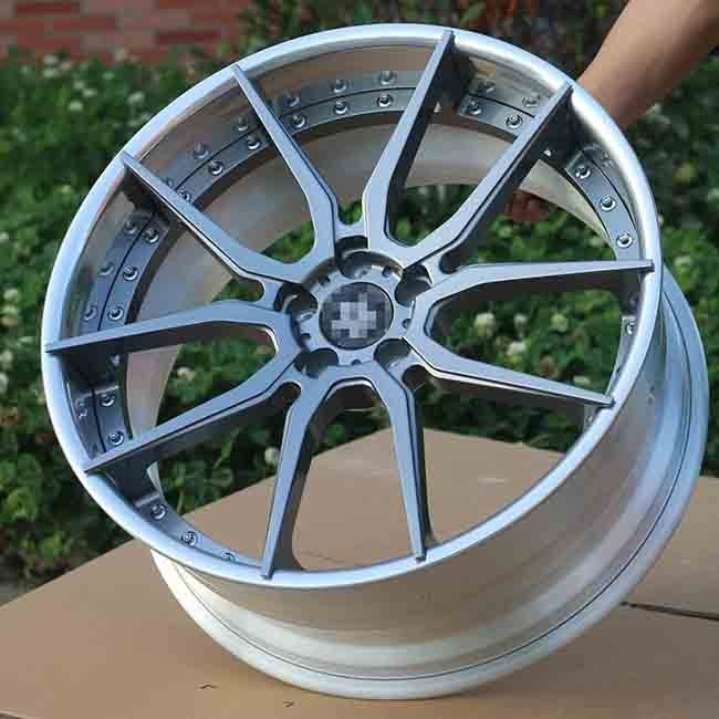 AFTERMARKET FORGED WHEELS 2-Piece For Bentley