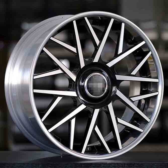 AFTERMARKET FORGED WHEELS 2-Piece For Mercedes Benz