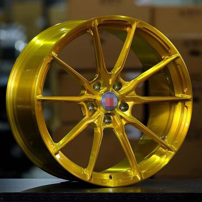 AFTERMARKET FORGED WHEELS Monoblock For Mercedes Benz