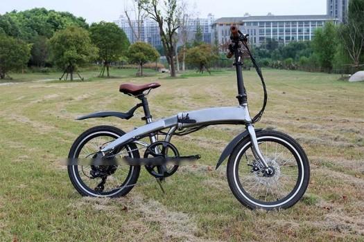 E-Flow S46 20 inch folding electric bike
