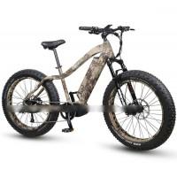 RAMPAGE S1 New fat tire 1000W ULTRA mid drive motor electric bike
