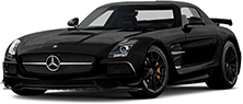 Black Series Body Kits for C63 AMG / SLS AMG / CLA-CLASS